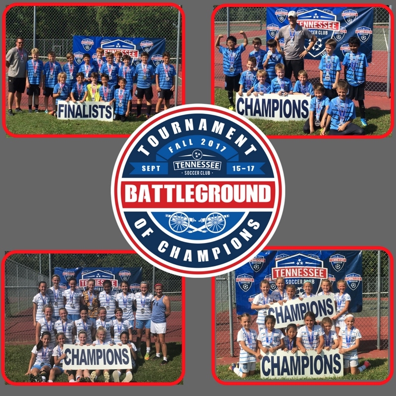 SKY Teams bring home hardware from Battleground Tournament of Champions