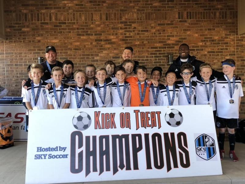 2007 Boys Black - Champion - Kick or Treat - Bowling Green, KY