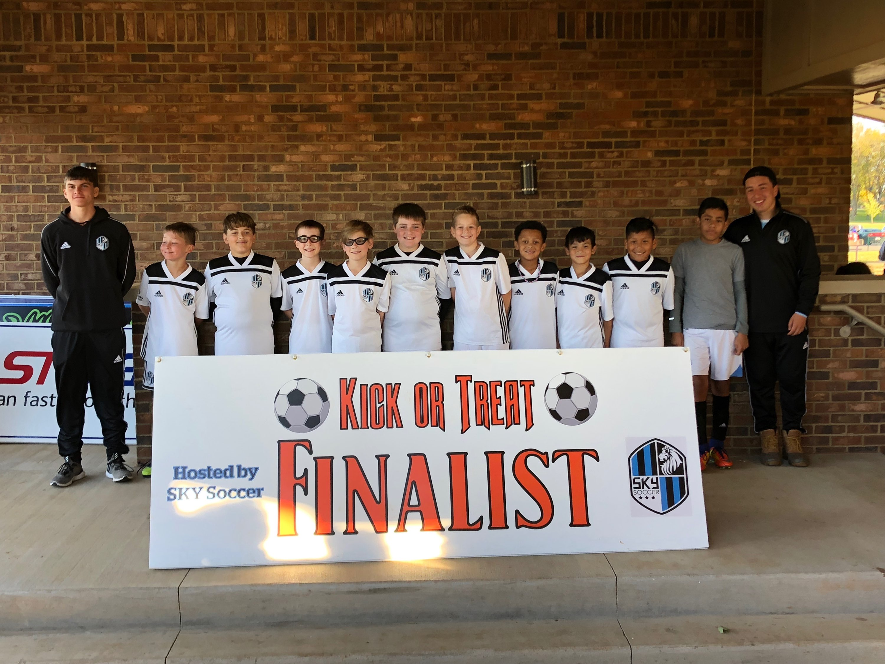 2007 Boys Blue - Finalist - Kick or Treat - Bowling Green, KY