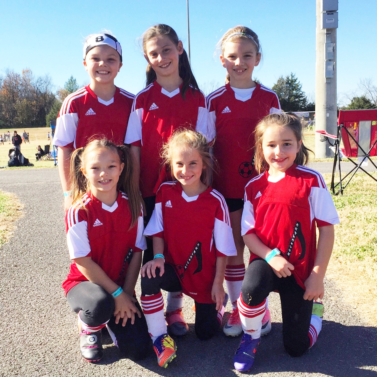 '09 Girls Compete in 3v3 National Championships!